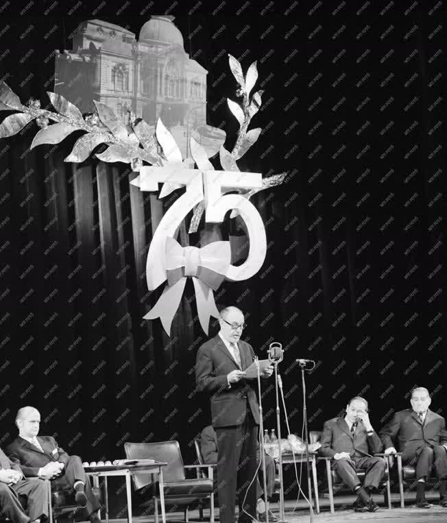 Kultúra - Színház - Jubileumi társulati ülés a Vígszínházban