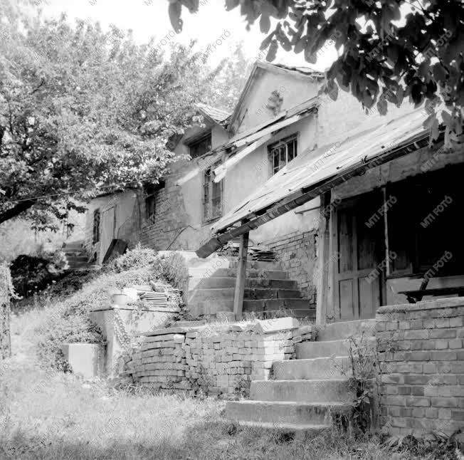 Babits Mihály háza