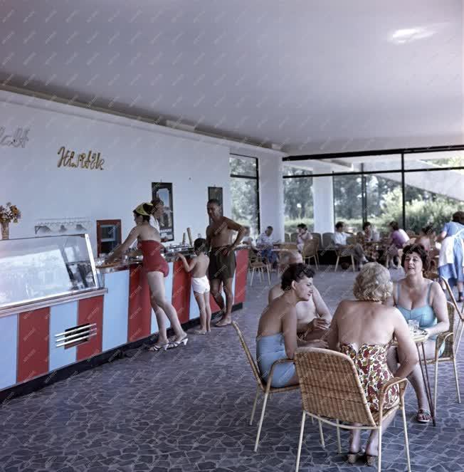 Idegenforgalom - Kis Tihany Szálló - Motel