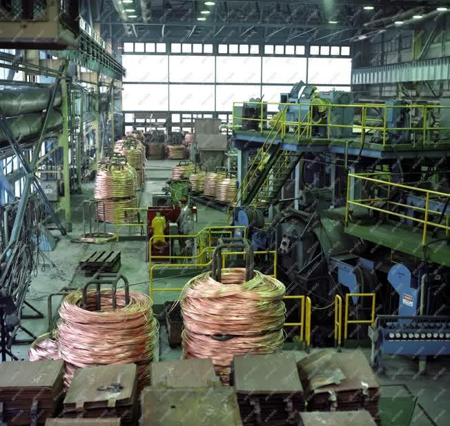 Ipar - A Csepel Művek célkitűzései a hatodik ötéves tervben