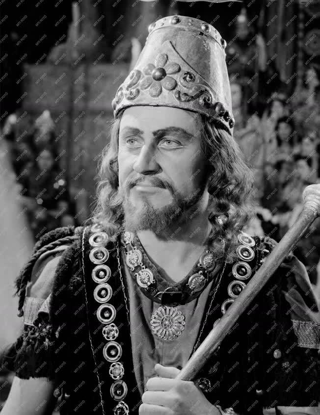 Kultúra - Opera - Goldmark Károly: Sába királynője
