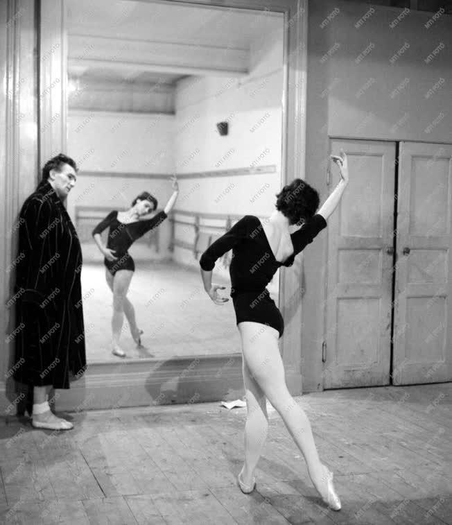 Oktatás - Balett