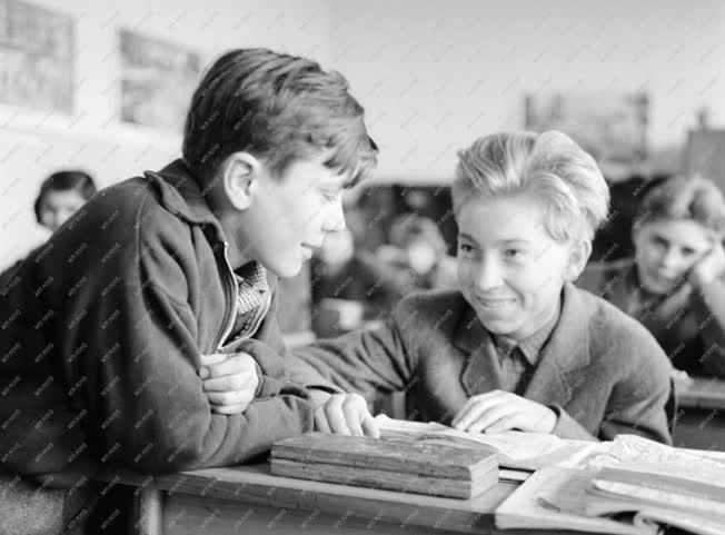Oktatás - Bentlakásos általános iskola