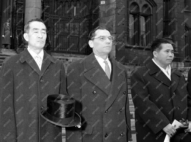 Külpolitika - Japán új magyarországi nagykövete