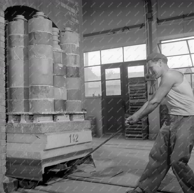 Ipar - Kőbányai Porcelángyár