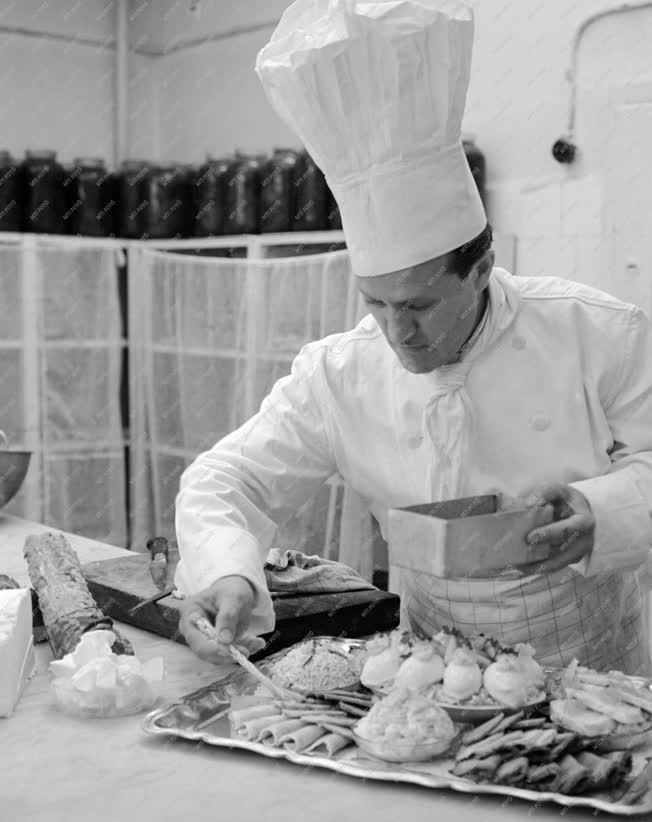 Vendéglátás - Gasztronómia - A konyhaművészet nagymesterei