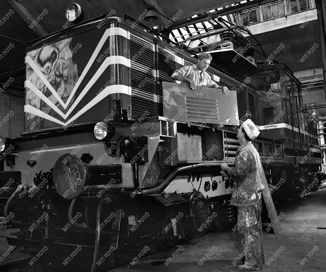 A szerző válogatása - Új villamos mozdony