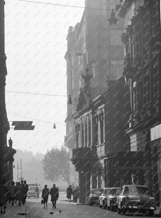 Városkép - Belvárosi utcakép