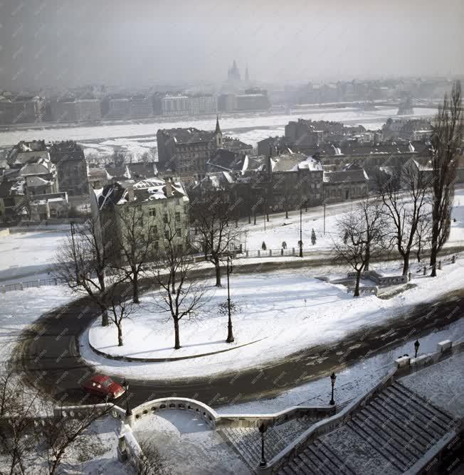 Városkép - Időjárás - Téli Budapest