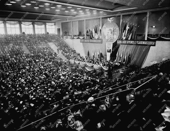 Belpolitika - II. Magyar Békekongresszus