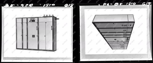 Ipar - Villanyszerelőipari Vállalat termékei - Kapcsoló szekrény