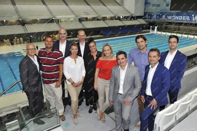 Vizes vb 2017 - Olimpiai és világbajnok szakértőkkel készül az MTVA a budapesti vb-re