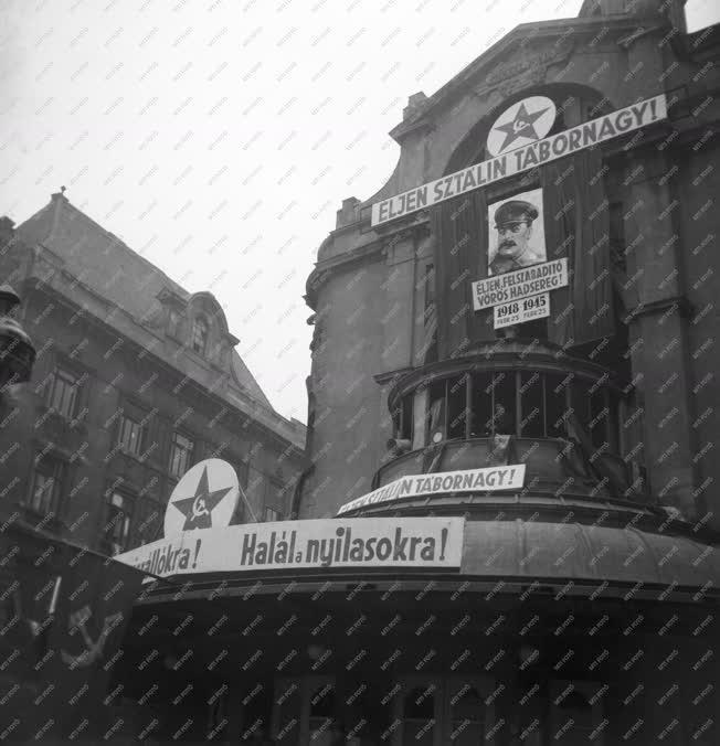 Színház - A Magyar Színház a háború után