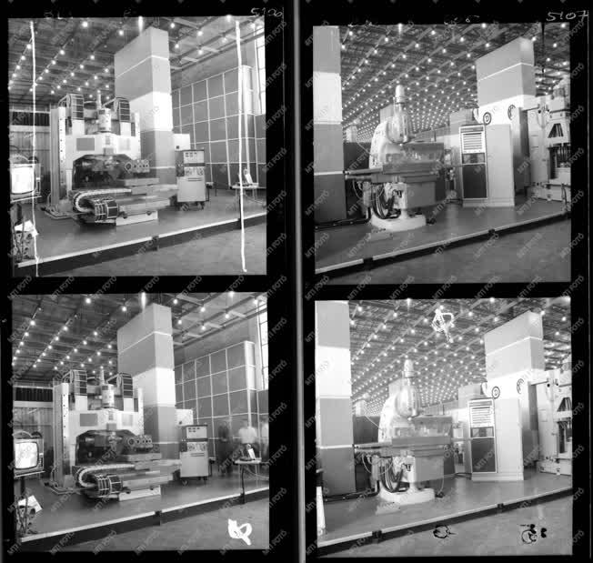 Kiállítás - BNV - Ipar - Csepeli Vas-és Fémművek