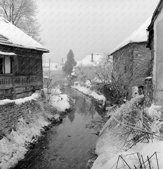 Városkép - Időjárás - Tél Veszprémben