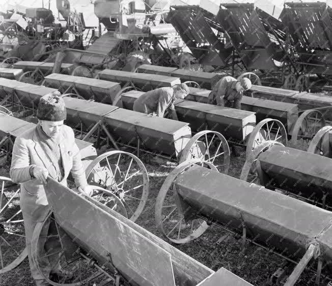Mezőgazdaság - Tavaszi munkálatok Tolna megyében