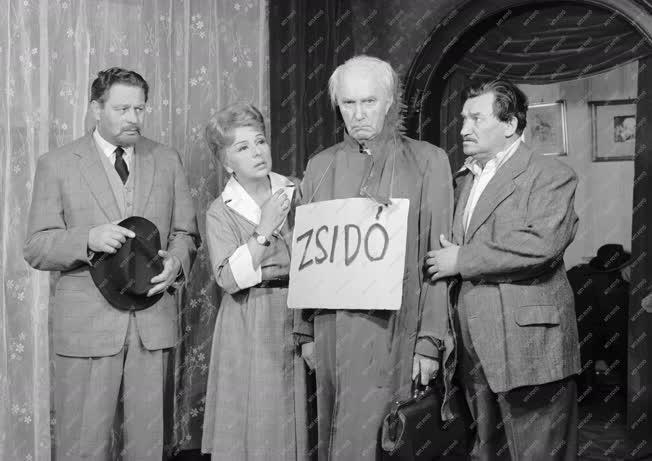 Kultúra - Színház - Friedrich Wolf: Mamlock professzor