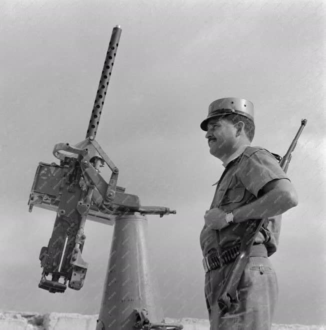Kuba - Partvédelmi őrség