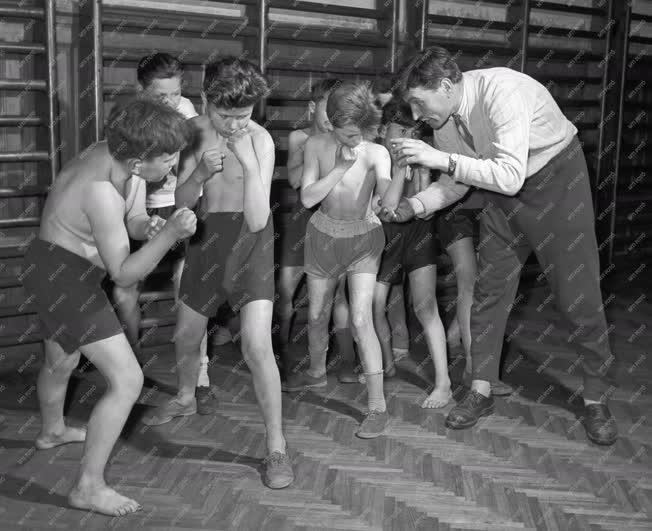 Sport - Oktatás - Ökölvívók oktatása Nyíregyházán