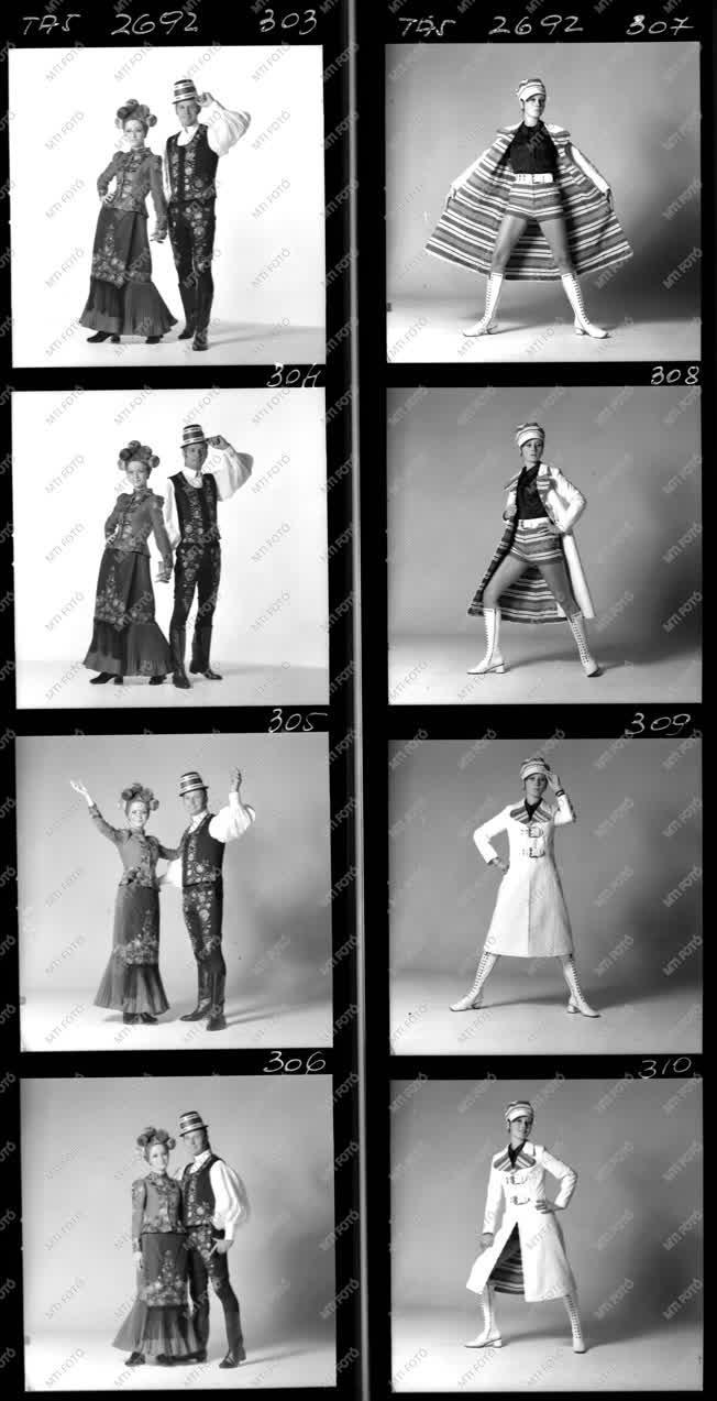Kereskedelem - Divat -  HUNGAROCOOP album