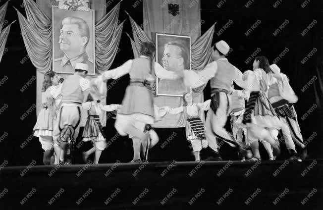 Kultúra - Albán filharmóniai táncegyüttes