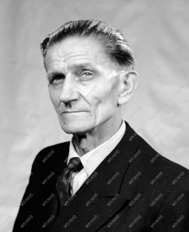 1961-es Kossuth-díjasok - Litvin József