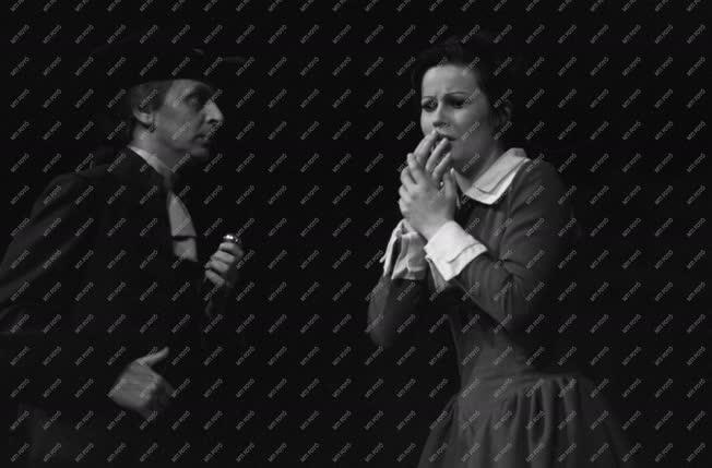 Színház - Schiller: Ármány és szerelem - Madách Színház