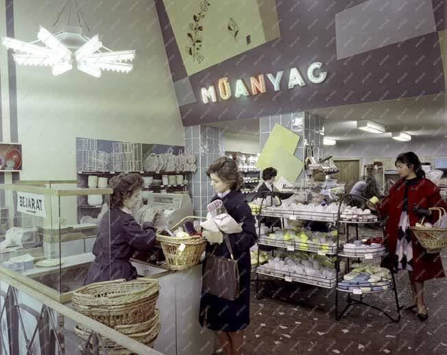 Belkereskedelem - Háztartási bolt