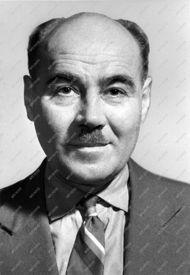 1962-es Kossuth-díjasok - Dr. Mészáros Pál