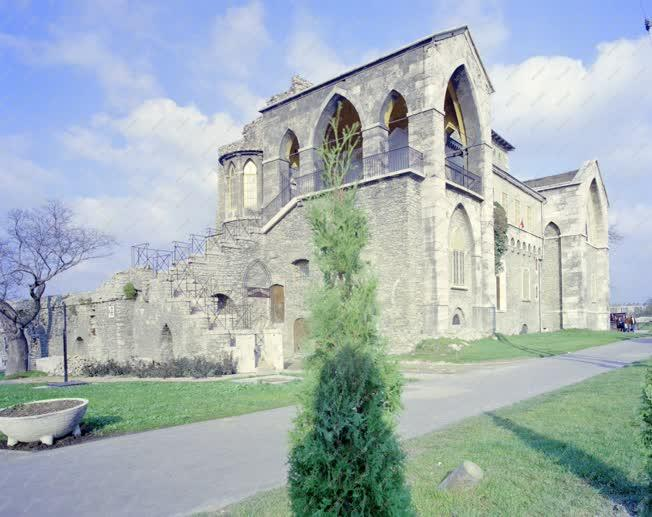 Városkép - A tatai vár