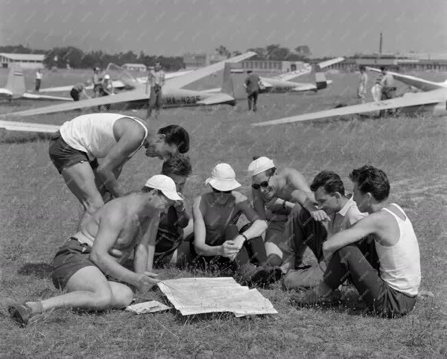 Sport - XV. Vitorlázórepülő Nemzeti Bajnokság