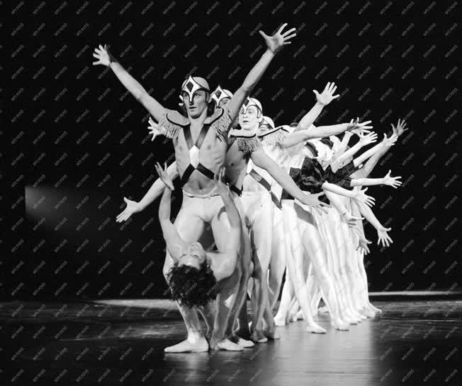 Kultúra - Balett - A nap szerettei