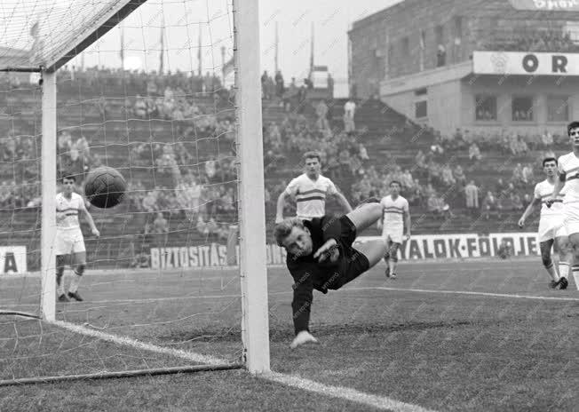 Sport - Labdarúgás - Magyarország-Jugoszlávia ifjúsági válogatott mérkőzés