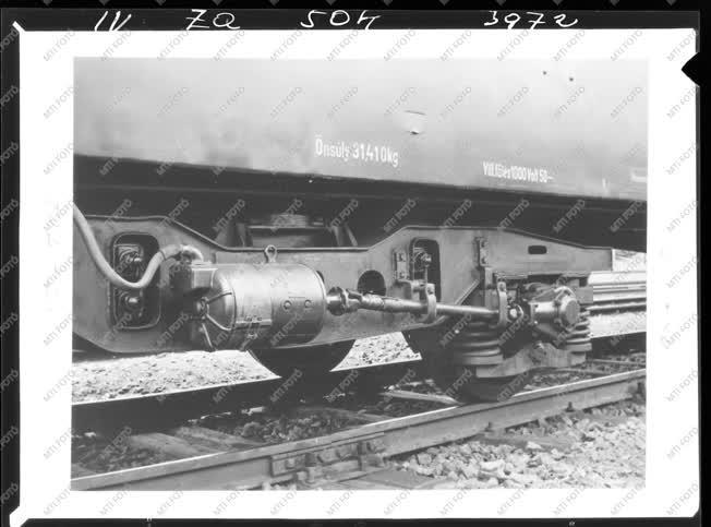 Ipar - Vonat kerék