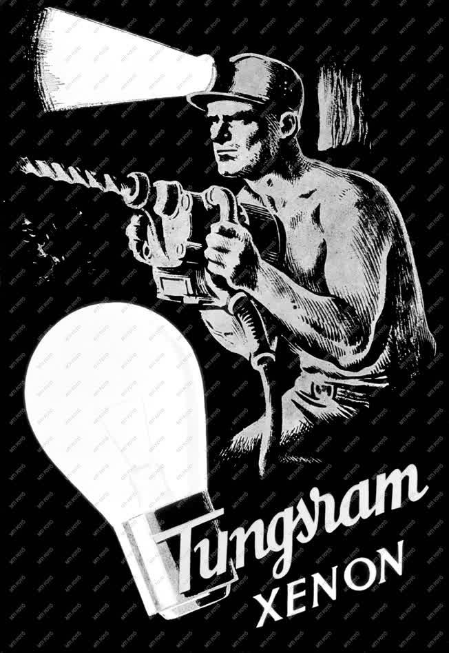 Elektronika - Tungsram-reklámok