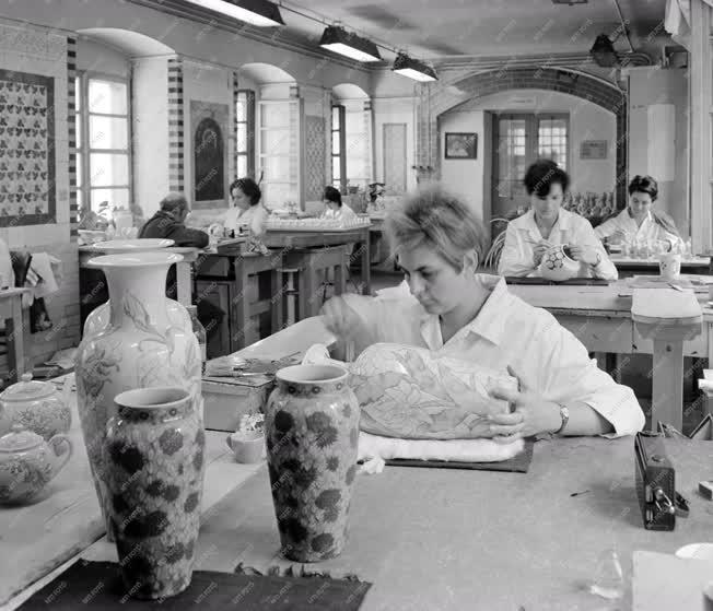 Ipar - Pécsi Porcelángyár