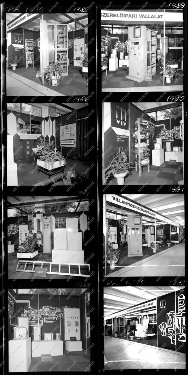 Kiállítás - BNV - Villanyszerelő Ipari vállalat