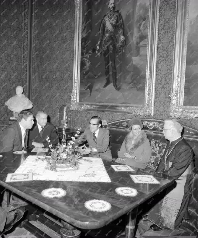 Külkapcsolat - A portugál elnök Magyarországon