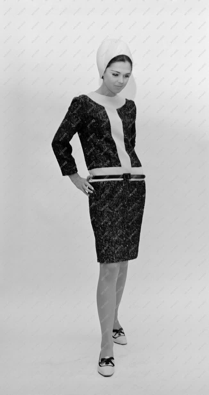 Divat - Az OKISZ 1966-os őszi-téli kollekciója