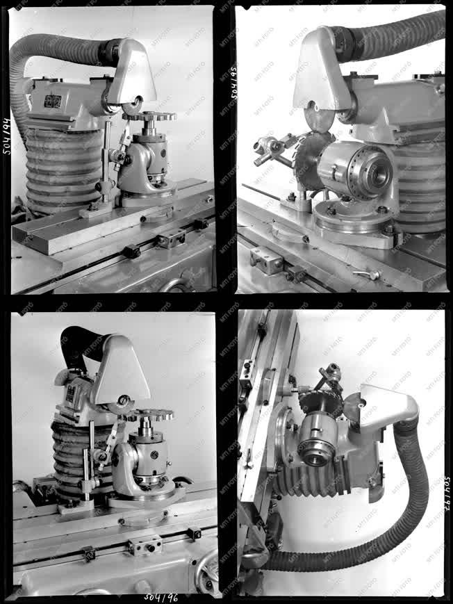 Ipar - Csiszológépgyár