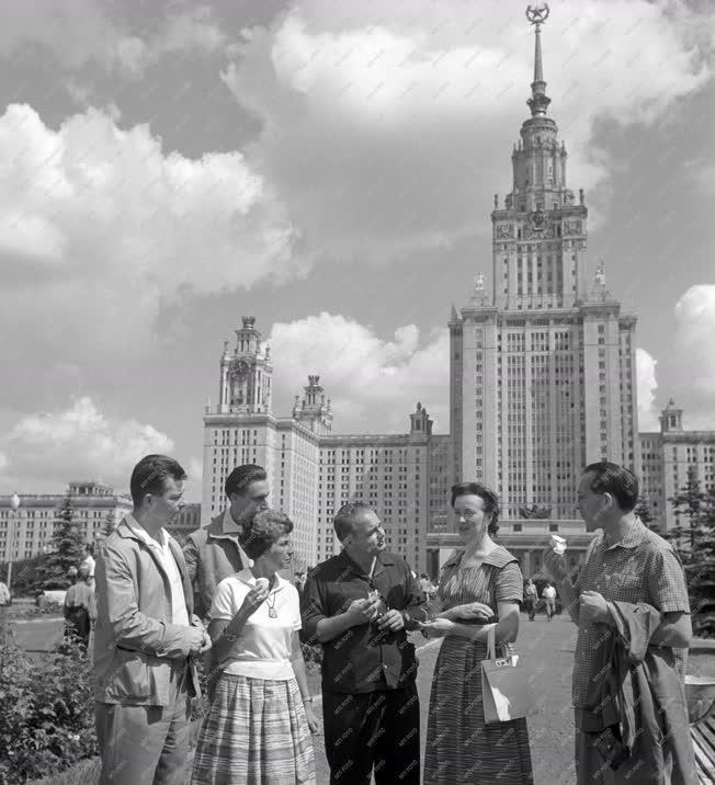 Filmművészet - Moszkvai filmfesztivál