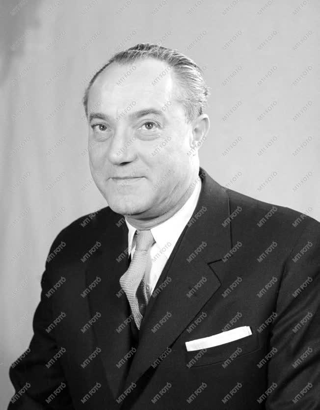 Kitüntetés - 1961-es Kossuth-díjasok - Ferencsik János