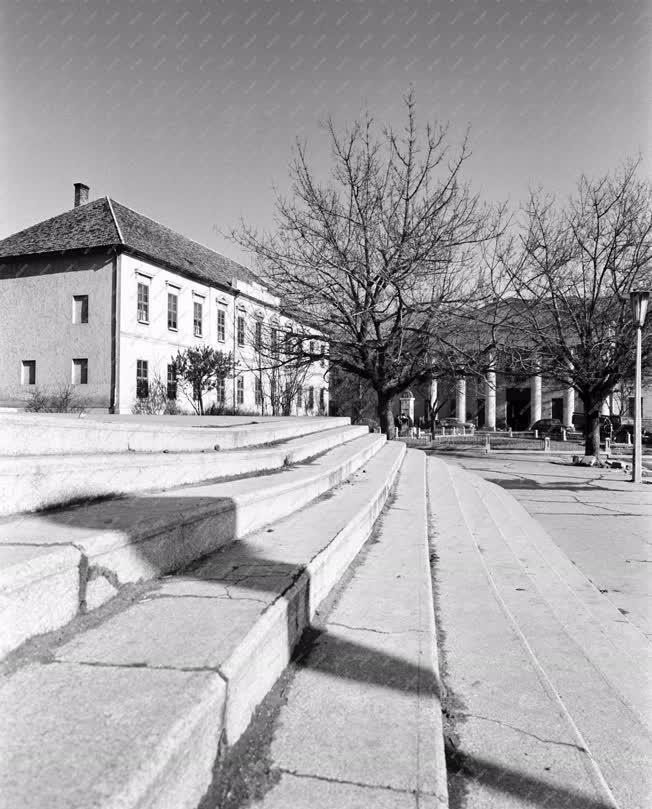 Városkép - Szekszárd - Béla király tér