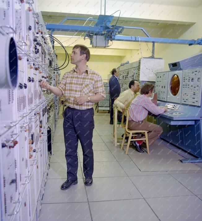 Közlekedés - Technika - A kőris-hegyi radarállomás