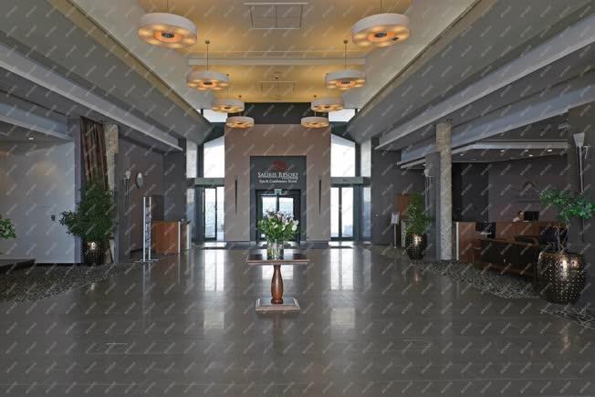 Idegenforgalom - Egerszalók - Saliris Resort Hotel