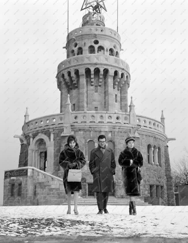 Kultúra - Csehszlovák filmművészek Budapesten