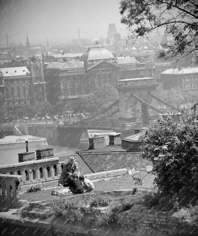 Budapest - Szabadidő - Budai Vár