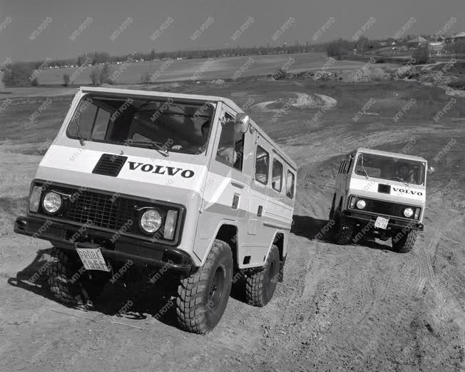 Járműipar - Lapplander terepjárók