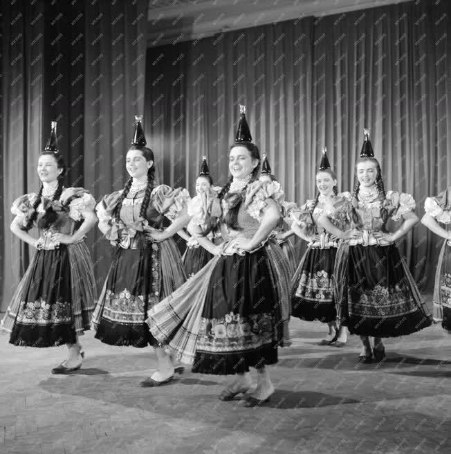 Kultúra - Magyar Állami Népi Együttes