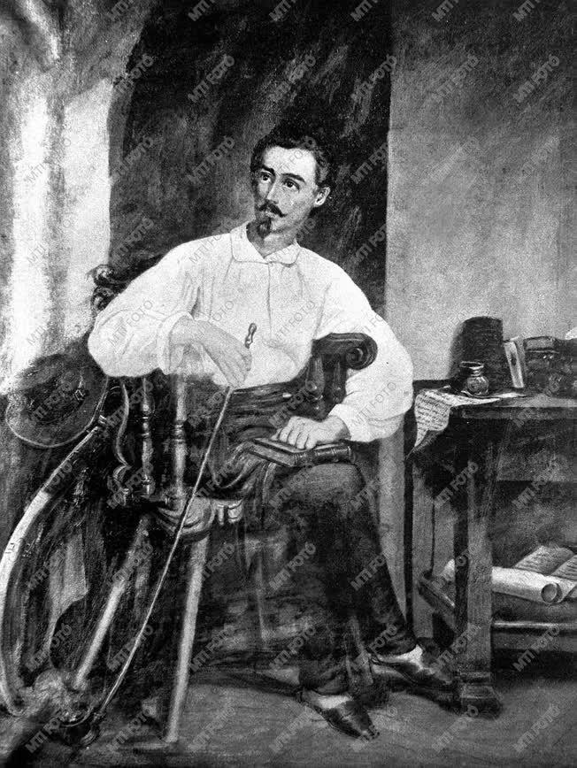 Orlai Petrich Soma festő